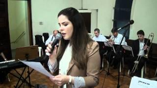 Carla Coral-Benção das alianças ave maria beyonce Soprano Camila