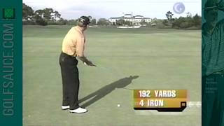 Nick Price Playing Lessons