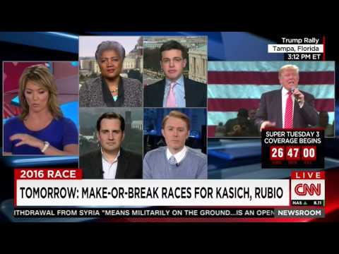 Matthew Continetti Discusses GOP Primary on CNN
