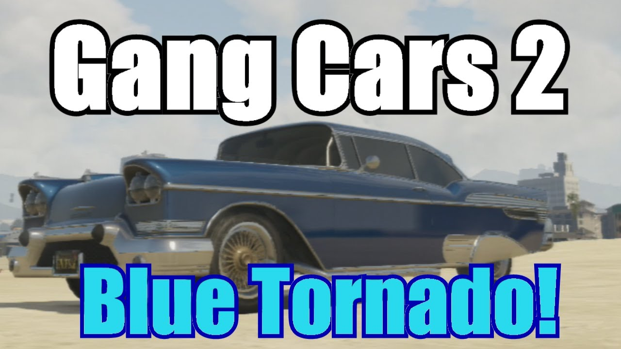 How To Get Gang Cars Gta Online