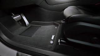 European Carpet Complement Your Vehicle    3D ® ELEGANT Floor Liner Intro