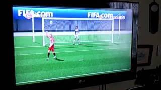 Fifa 11 Practice - Penalties
