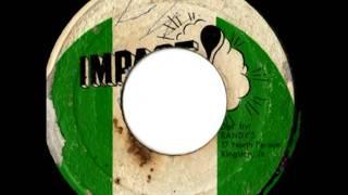 PRINCE JAZZBO - Kickboy face + version (1975 Impact)