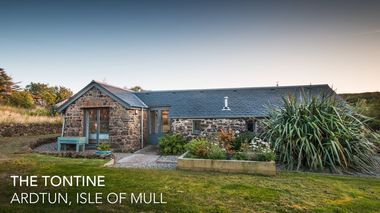the tontine holiday cottage on mull youtube rh youtube com isle of mull cottages tobermory isle of mull cottages tobermory