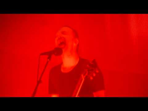 Radiohead Bodysnatchers Live American Airlines Arena Miami FL March 30 2017