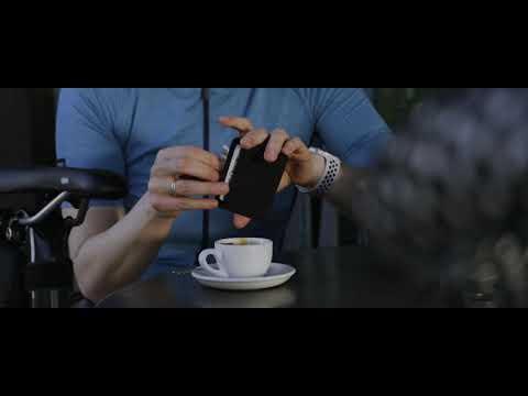 WAYFINDER Modern Minimal Accessories Brand Video