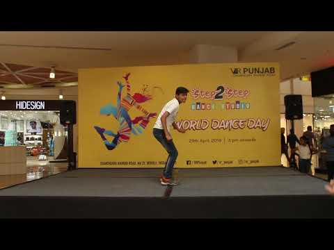 Bezubaan Phir Se | Amazing Dance Performance On World Dance Day | ABCD 2 | Step2Step Dance Studio
