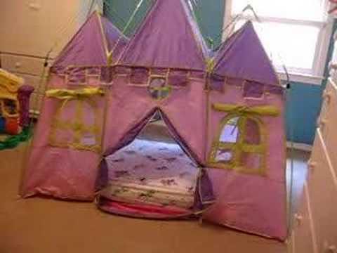 If the princess tent is rockinu0027.....RUN! & If the princess tent is rockinu0027.....RUN! - YouTube