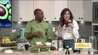 Plant-Based Recipes with Chef Beee