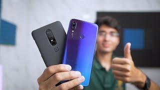 Xiaomi LIED About The Redmi Note 7 Pro? OnePlus 6T Camera Comparison