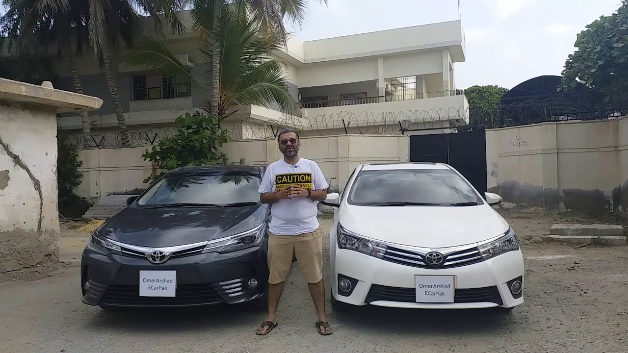 Official Review Bamwheels Toyota Corolla Altis Grande What Does A Top Of Line Corolla Offer
