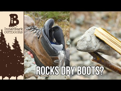Wet Boots? Try This Hack!
