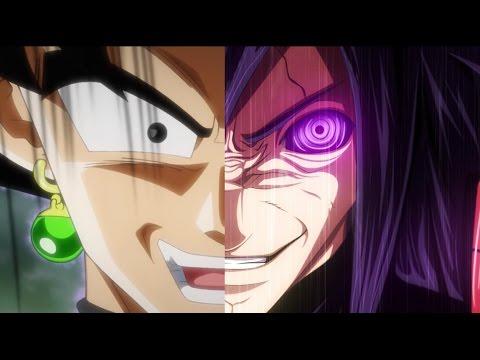 Madara Uchiha And Goku Black  AMV  Warriors (2017) - [HD]
