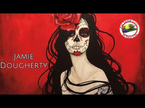 Fine Art Tips with Jamie Dougherty on Colour In Your Life