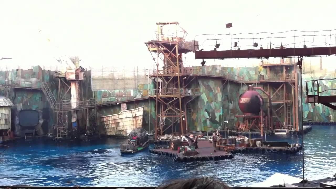 WaterWorld™ - The Lost World™ @ Universal Studios ...