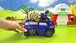Щенячий патруль спешит на помощь Новая серия Игрушки из мультика PAW PATROL Умные дети