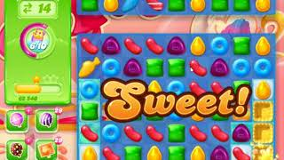 Candy Crush Jelly Saga Level 1155