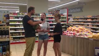 Dirty Dancing im Supermarkt