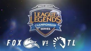 Video FOX vs. TL - Week 6 Day 2 | NA LCS Spring Split | Echo Fox vs. Team Liquid (2018) download MP3, 3GP, MP4, WEBM, AVI, FLV Agustus 2018