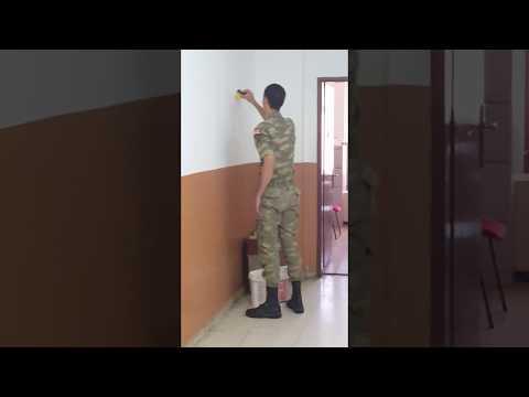 Komutandan Ceza Yiyen Asker Konyalı İsmail 😂😂