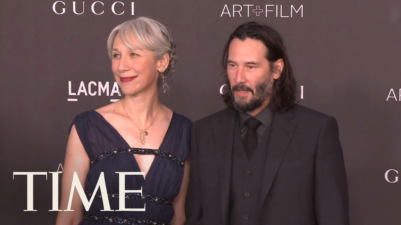 Keanu Reeves Joining Hands With Artist Alexandra Grant on the ...