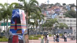 Loor a Guayaquil en sus fiestas