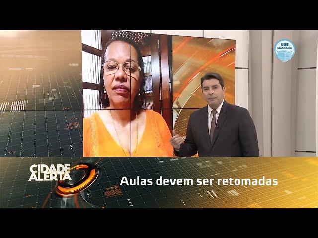 Secretário de Saúde de Alagoas diz que aulas devem ser retomadas no início do ano