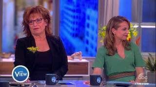 Melania Trump Refusing To Hold Trump's Hand? | The View by : The View