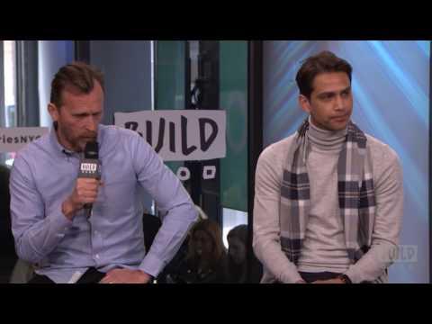 """Rupert Grint, Luke Pasqualino And Alex De Rakoff Discuss Their TV Series, """"Snatch"""""""