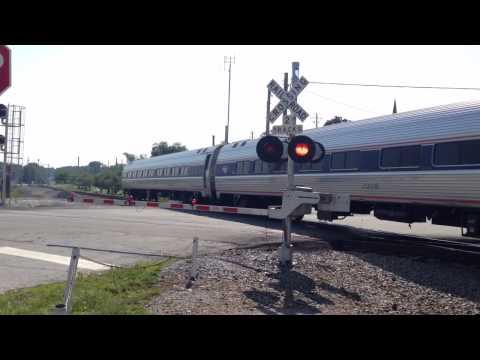 Amtrak Crescent #19 Bremen, Ga, 6/7/15 10:08 A.M.