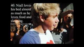 Interesting Facts About Niall Horan
