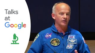 "Commander Jeff Williams: ""Outer Space Experience"" 