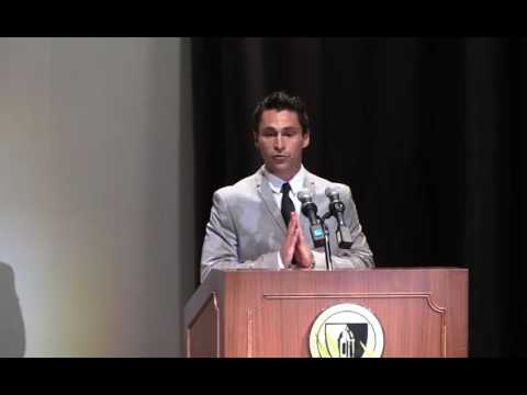 Tony DiCicco Memorial Service (full version)