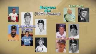 2013 Baseball Hall of Fame Expansion Era Committee Ballot