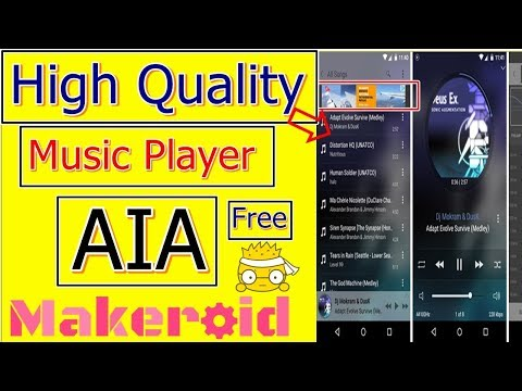 Makeroid Professional  player aia file By Free Advise Tv