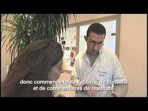 Bertrand, pharmacien biologiste