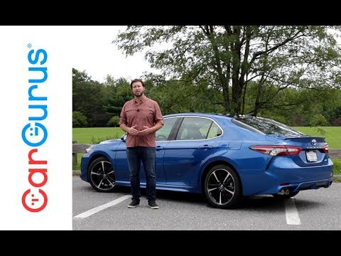2018 Toyota Camry Cargurus Test Drive Review