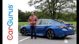 2018 Toyota Camry | CarGurus Test Drive Review