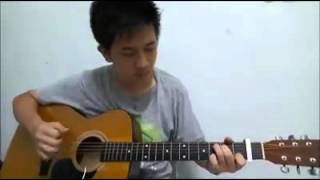 JJ Lin 林俊杰 - The Key 关键词  (Fingerstyle Guitar by Charles)