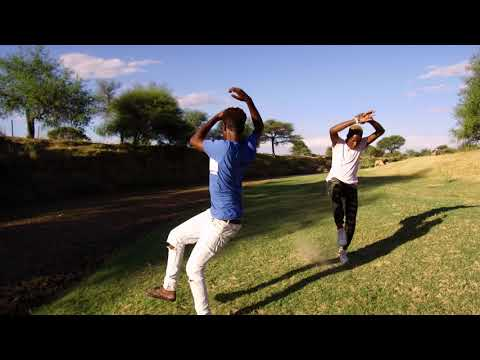 King Monada- Malwedhe IDIBALA (DanceVideo from Botswana)