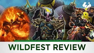 Hearthstone Wildfest Review [2018 - Kobolds & Catacombs]