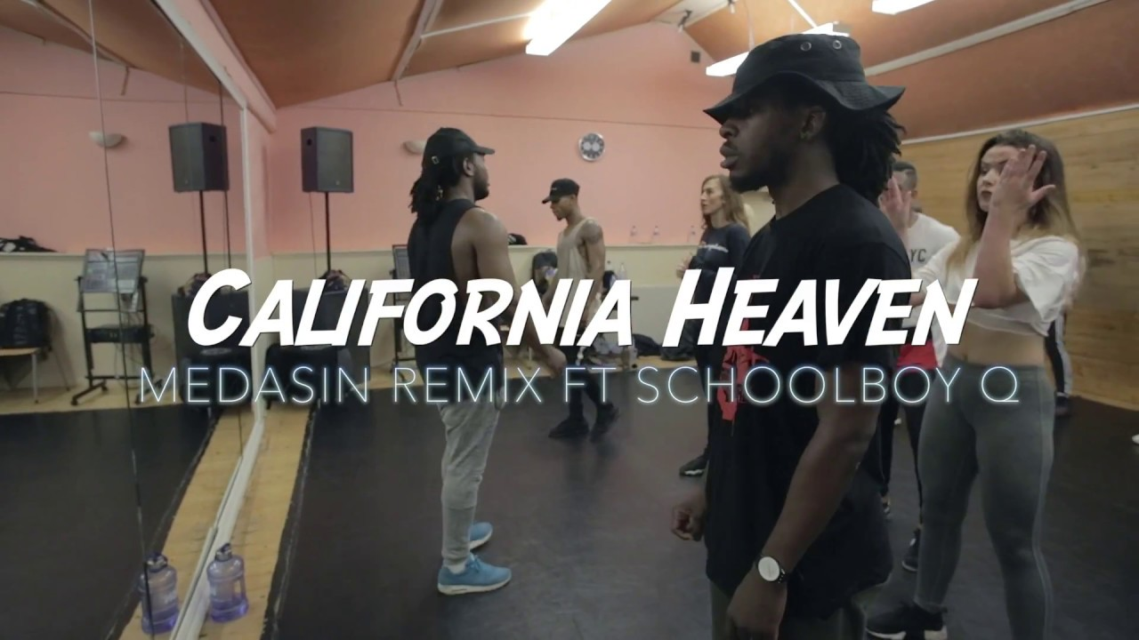 JAHKOY ft Schoolboy Q - California Heaven| Gilly Mu & Glenn Hudson Collab| @GillyMu @Definitives
