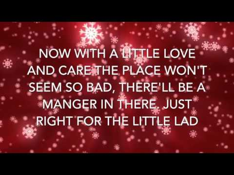 Scott Fellows - Christmas Song -No Room At The Inn