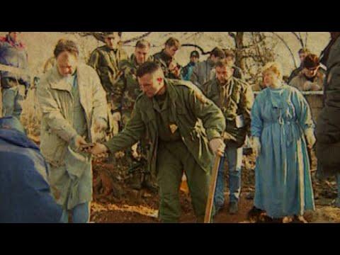 Vor 20 Jahren: Massengräber in Bosnien und Kroatien
