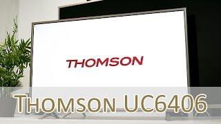 Thomson 55UC6406 / 43UC6406: Hands on (german)