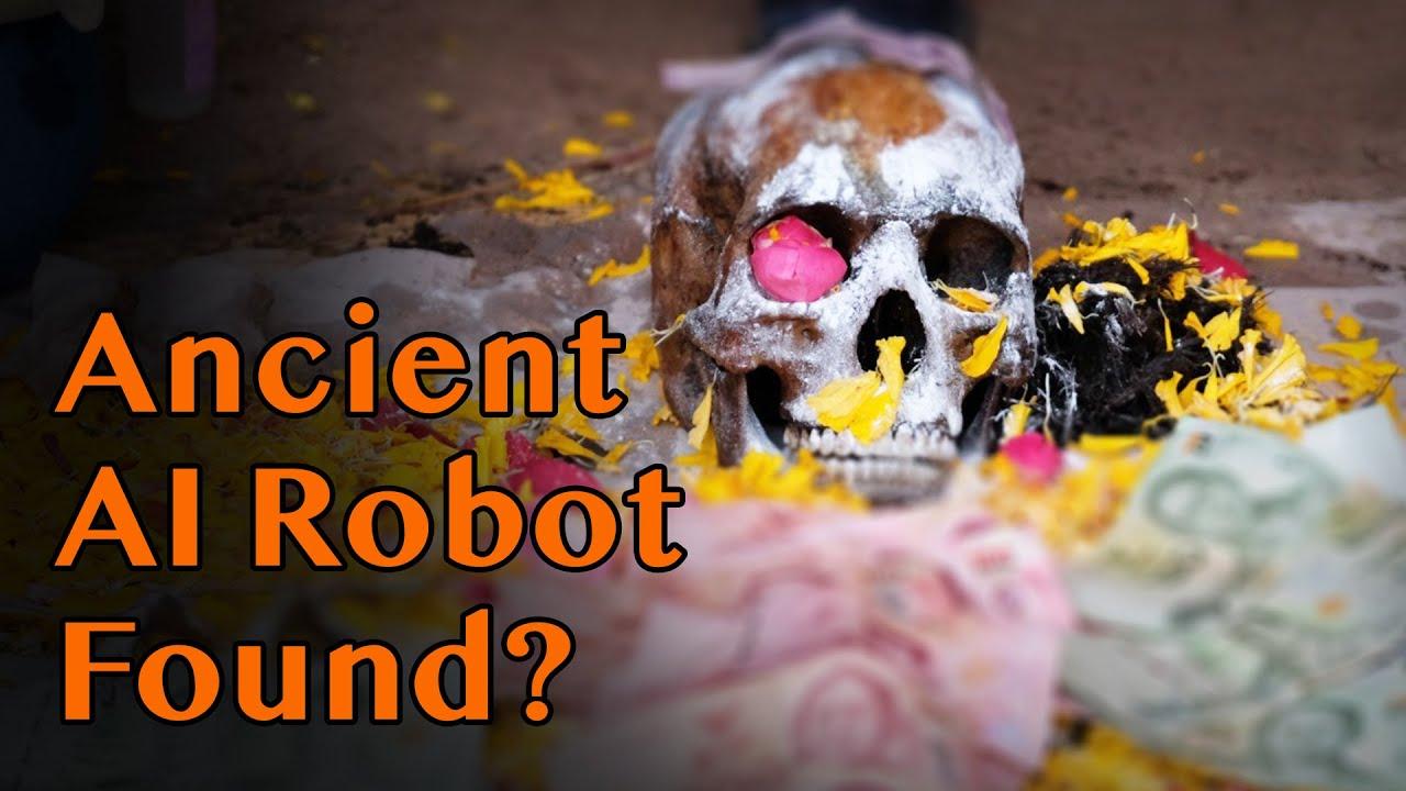 'Barbarik' - Did Ancient India have AI Robot Technology? Khatushyam Temple Mystery| Praveen Mohan |