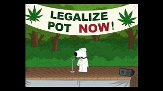 Family Guy ~ A Bag of Weed