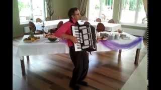 Jarzębina czerwona - akordeon - piękny wykon - www.maestro24.pl - Włocławek