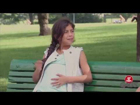Социальный эксперимент | беременная девочка девушка дети
