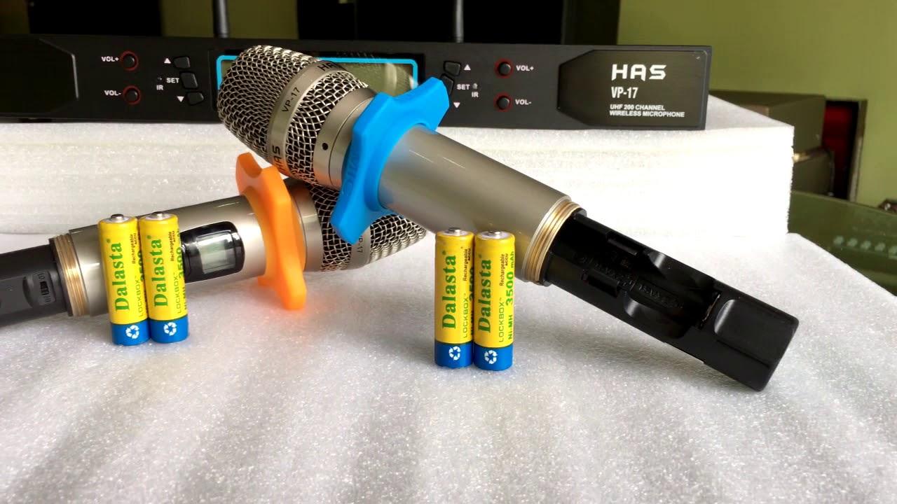 Chọn mua micro karaoke không dây nào chất lượng tốt hát hay nhất hiện nay